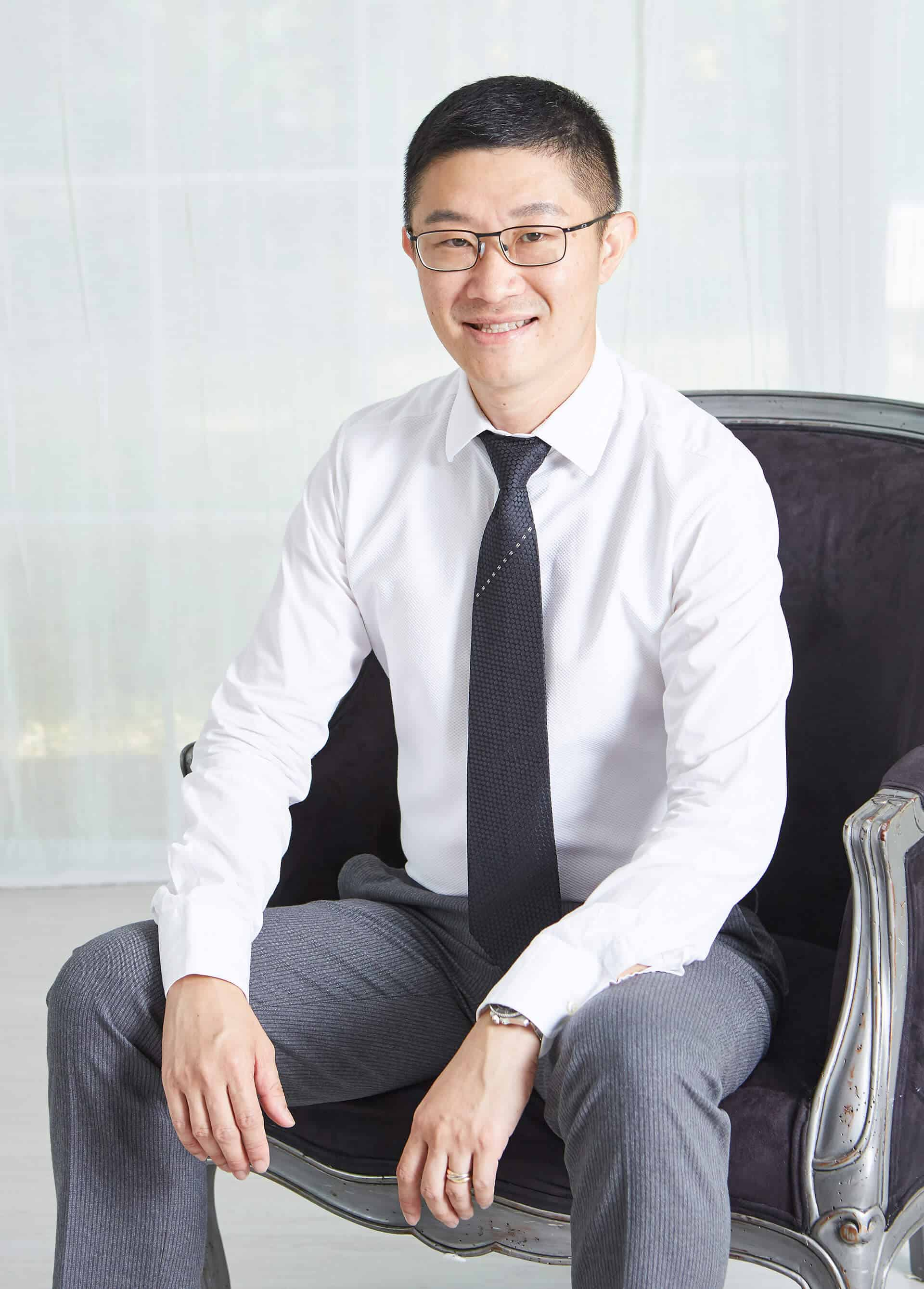 Dr Oh Chin Hong - Profile Picture