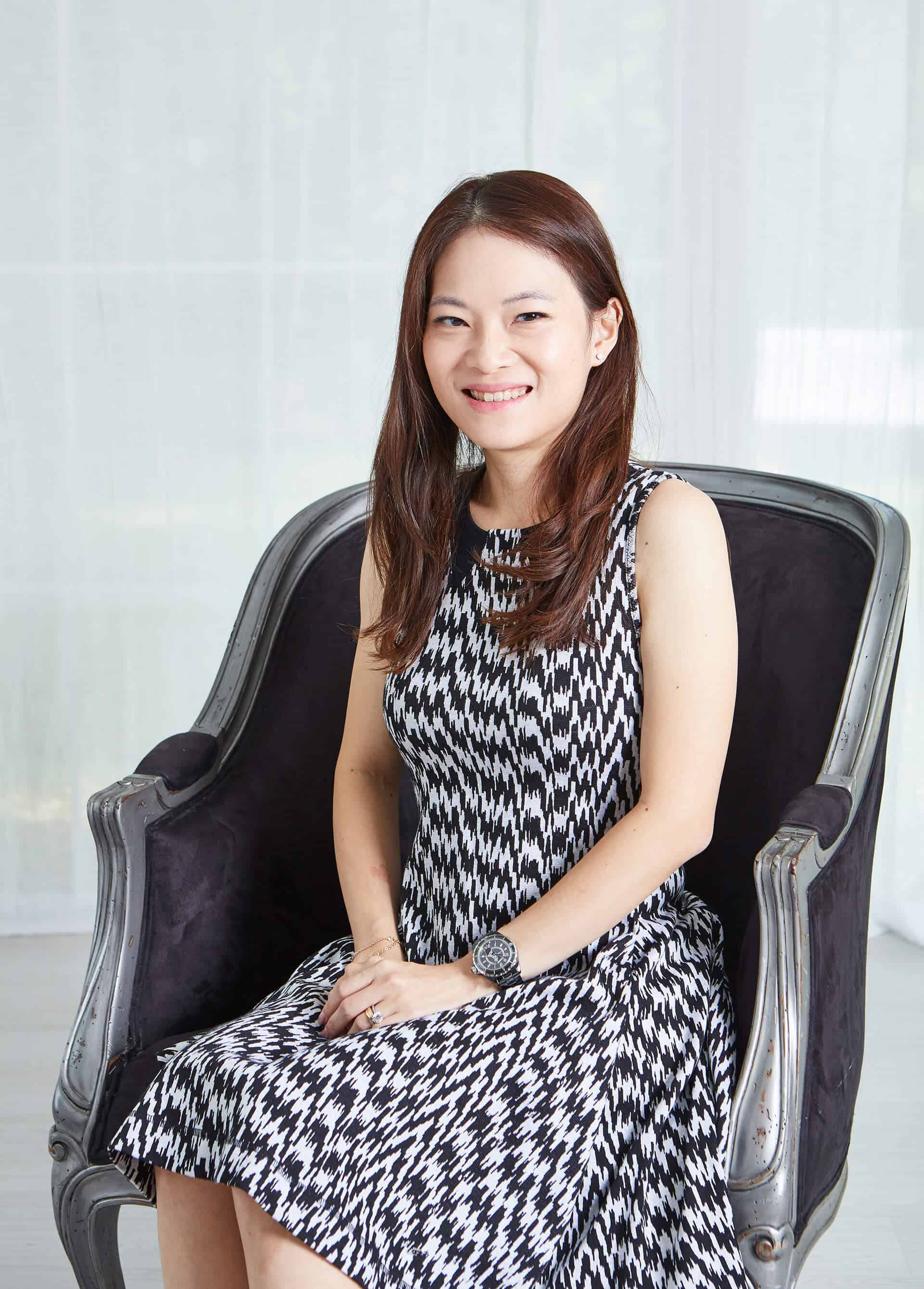 Dr Vanessa Tan - Profile Picture