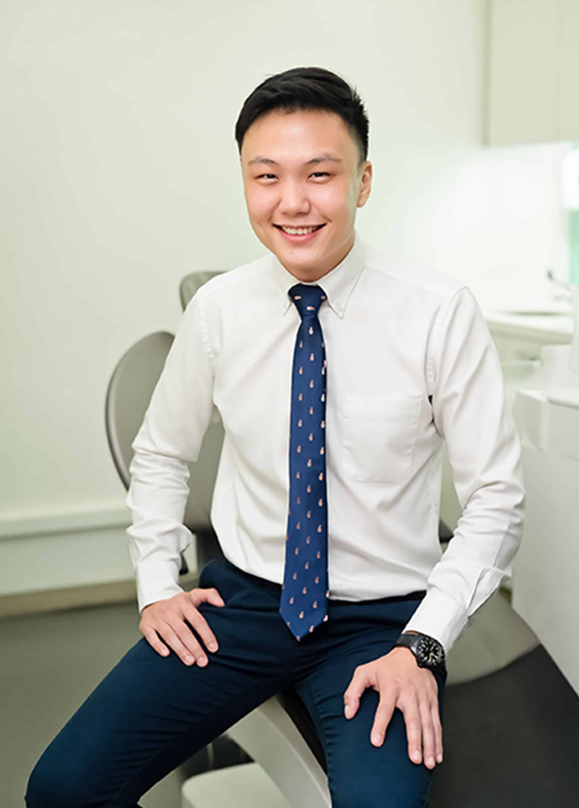 Dr Russell Chen - Profile